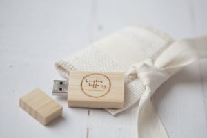 photo usb and packaging