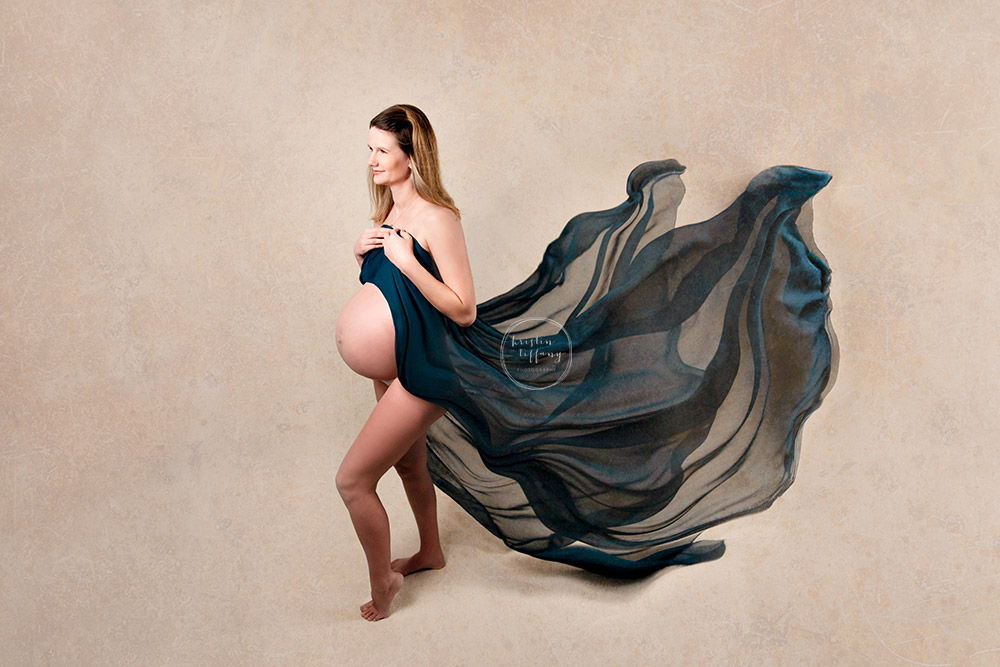 a photo from a maternity photoshoot with Kristin Tiffany Photography