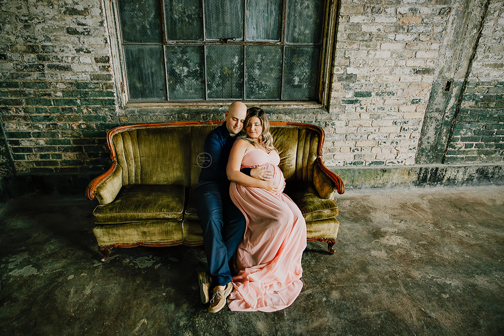 a photo from a Maternity Session with Kristin Tiffany Photography