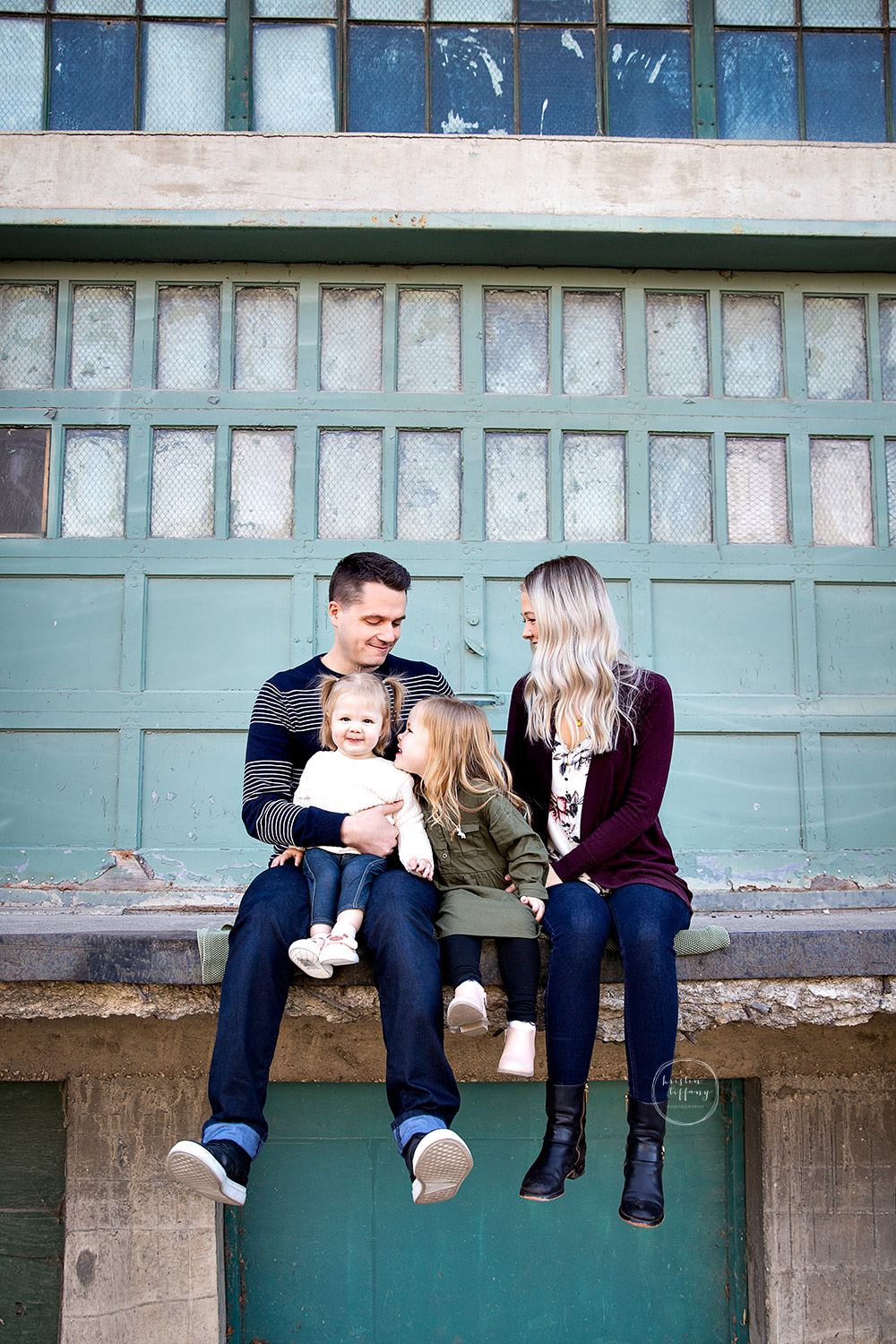 a photo from a Family Session with Kristin Tiffany Photography